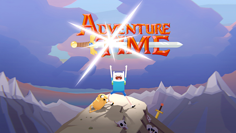 Adventure Time – A Glitch Is A Glitch