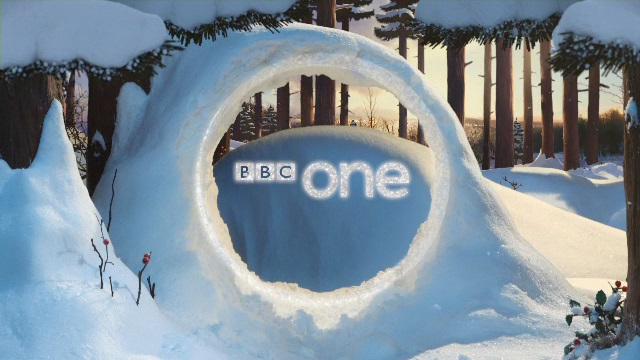 BBC One Christmas Ident 2011