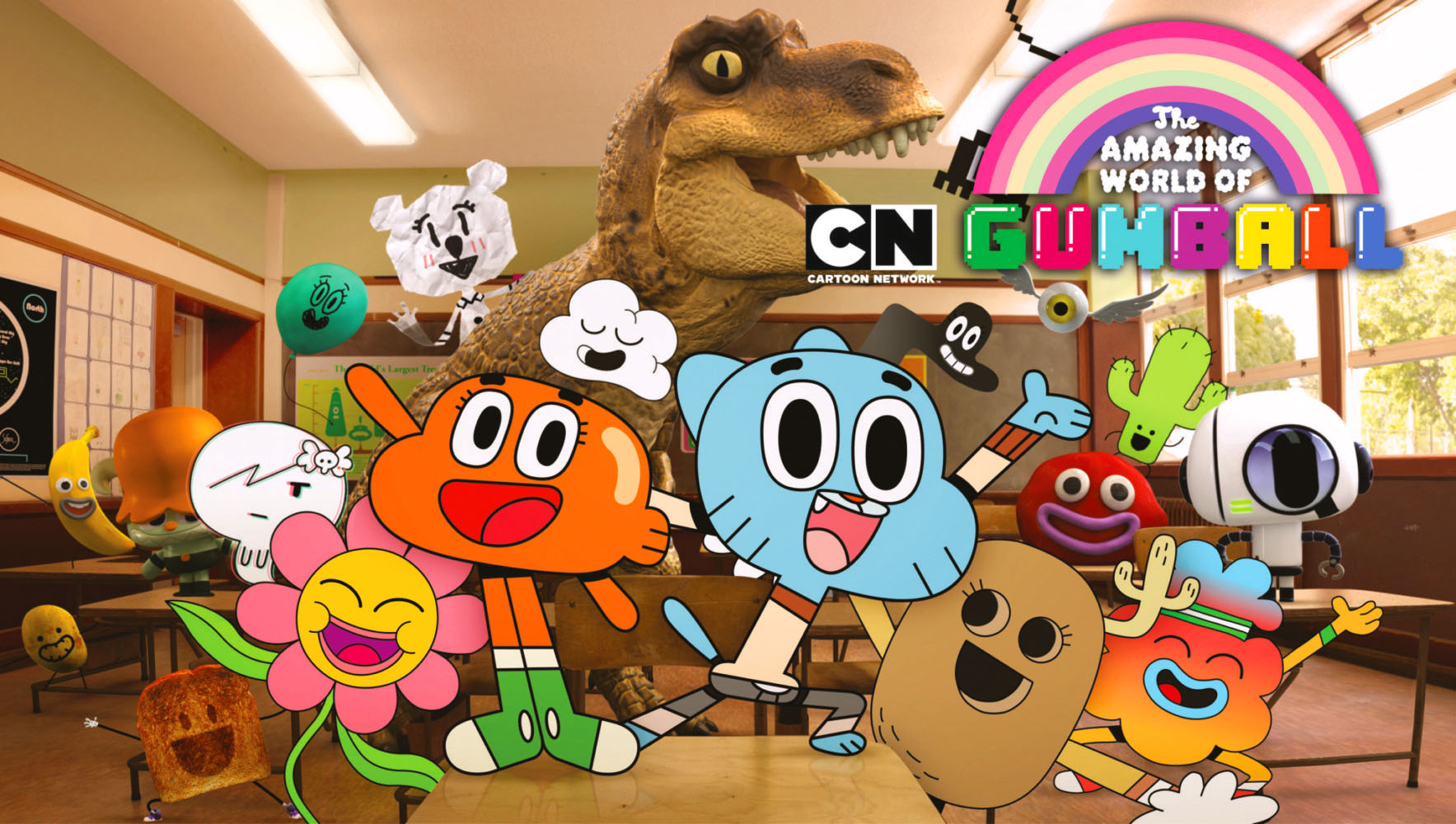 The Amazing world of Gumball – Season 3