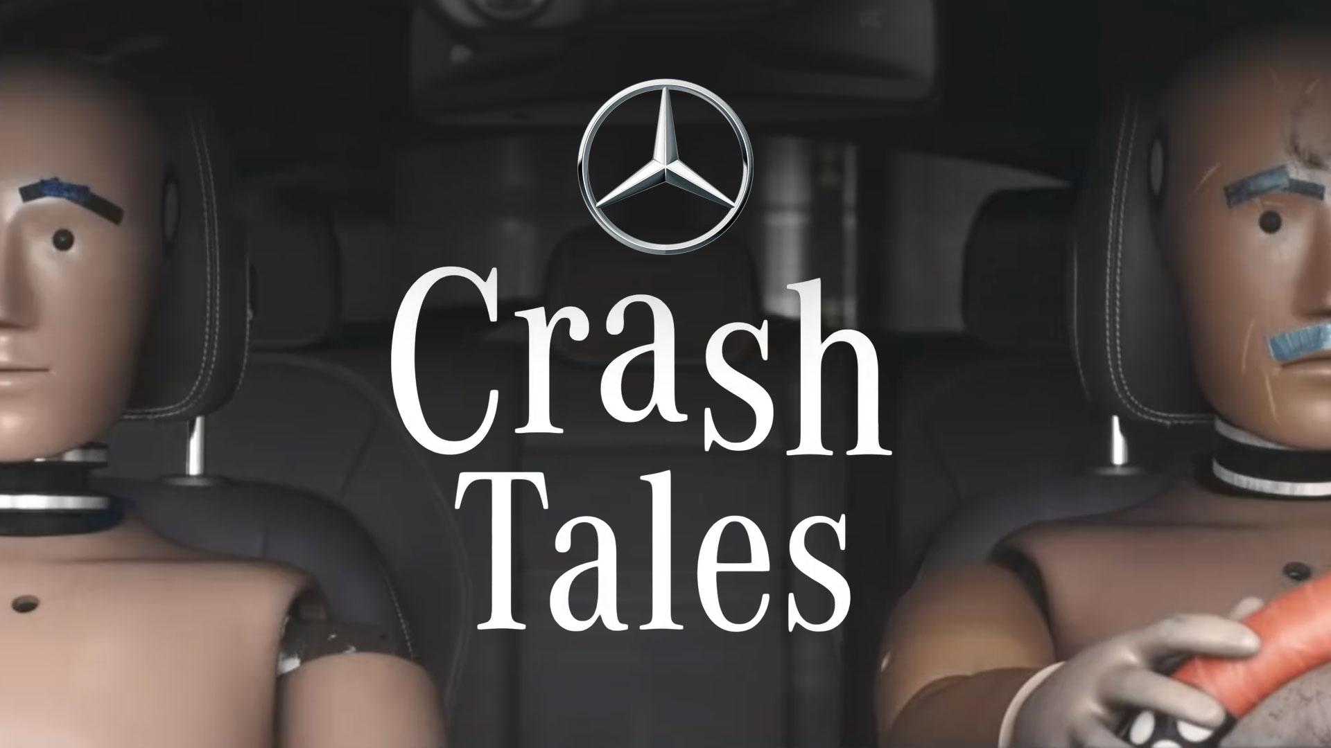 MercedesBenz - Crash Tales